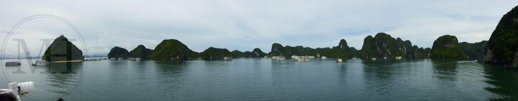 Halong Bugten Halong Bay