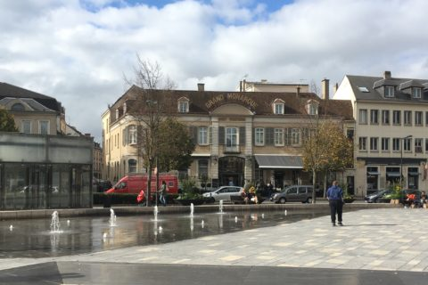 Hotel Grand Monarque Charthes Frankrig