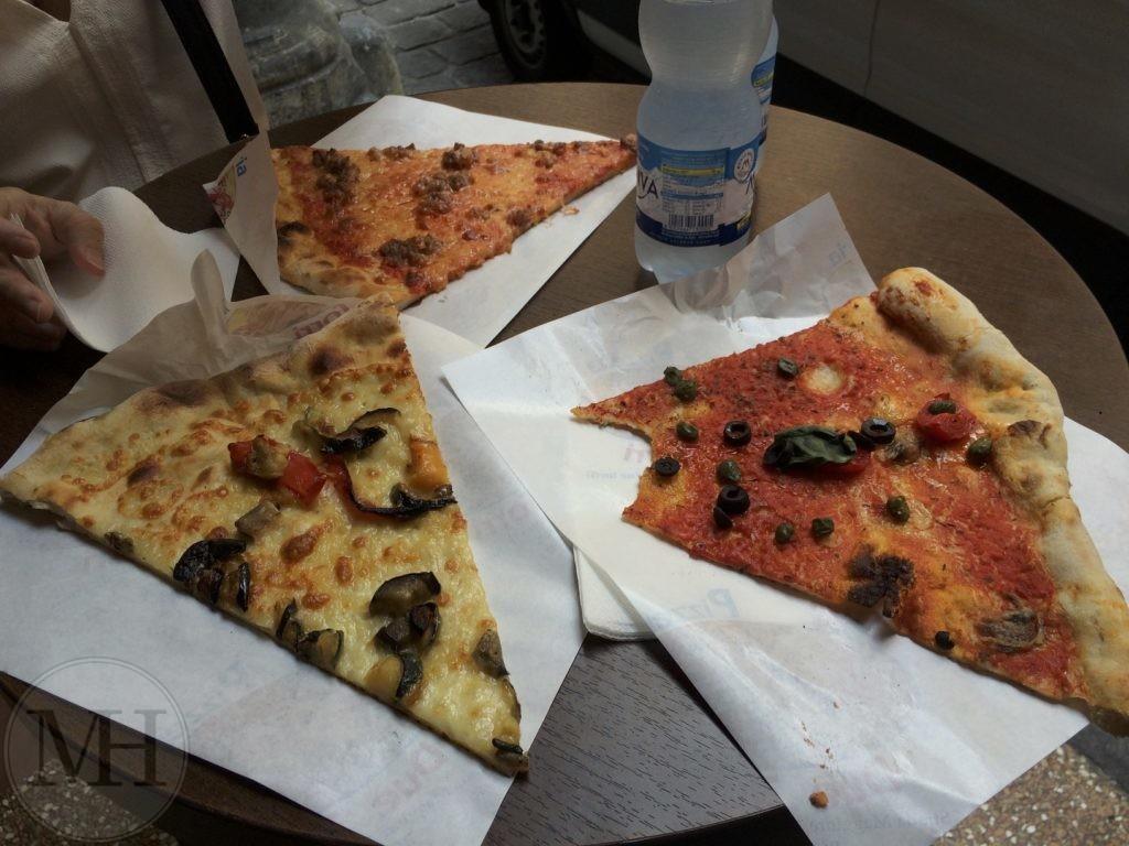 Pizza Bologna Italien