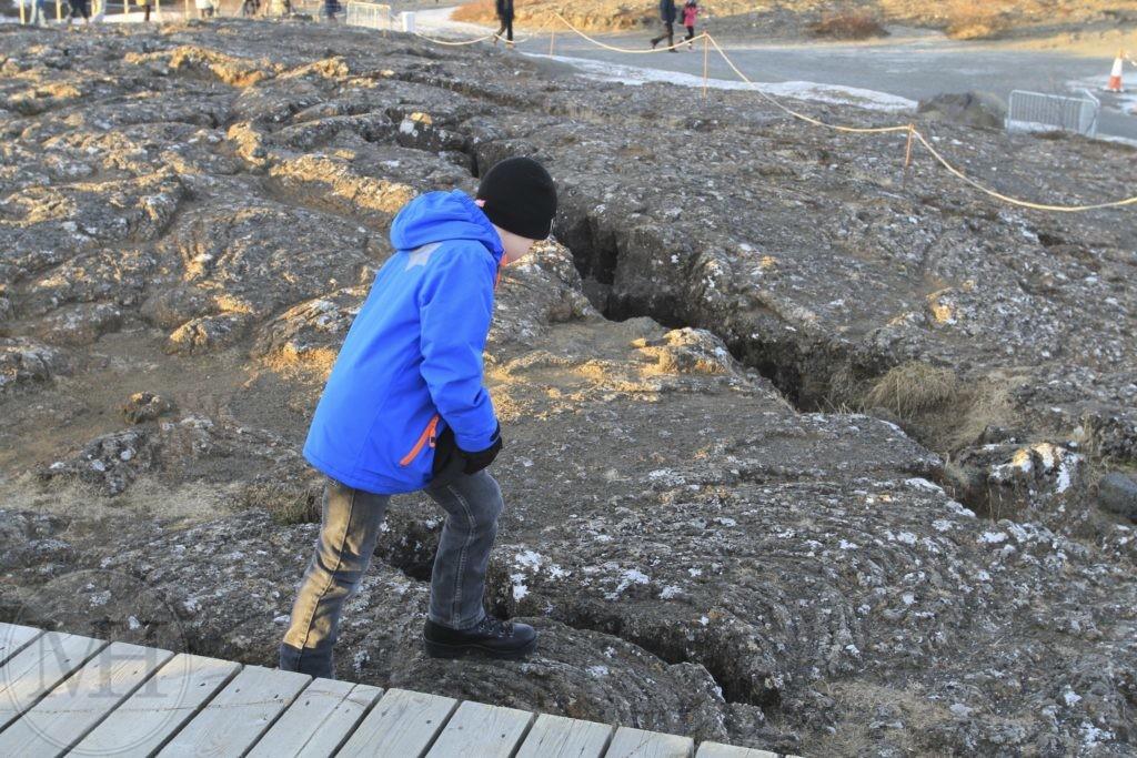 Kontinentalplader Island Dannelsesrejse