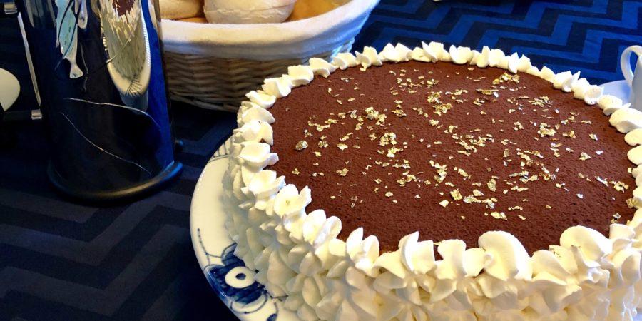 Tiramisu lagkage fødselsdag