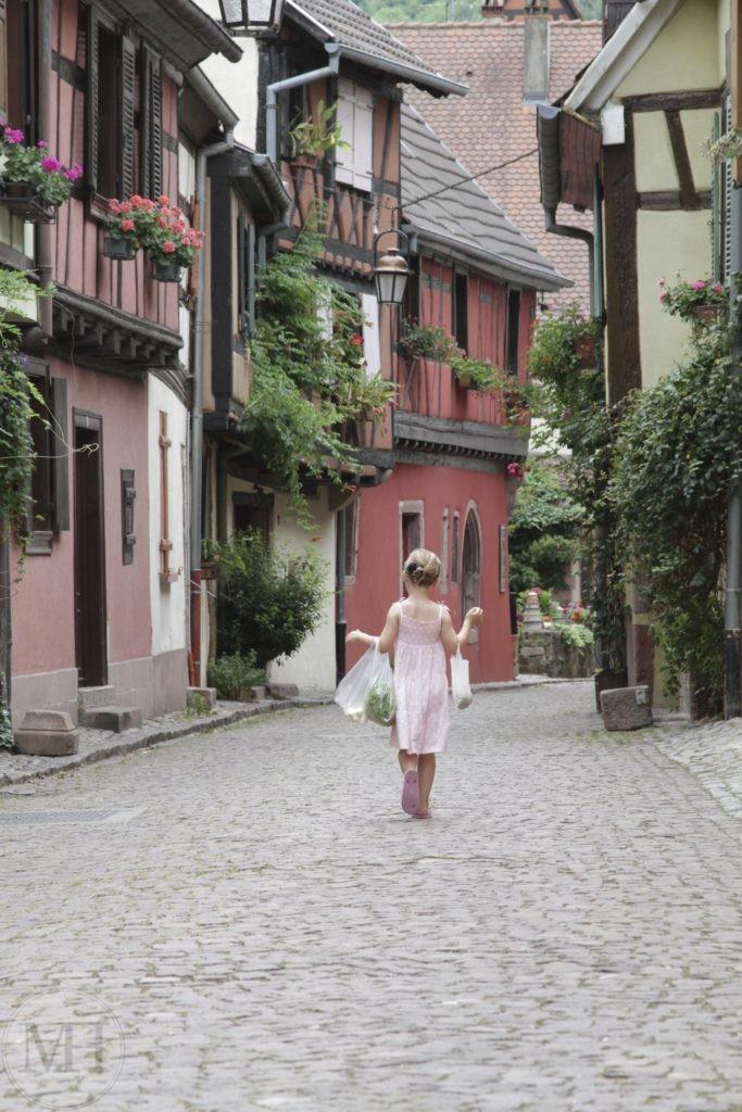 Kaysersberg Alsace Frankrig