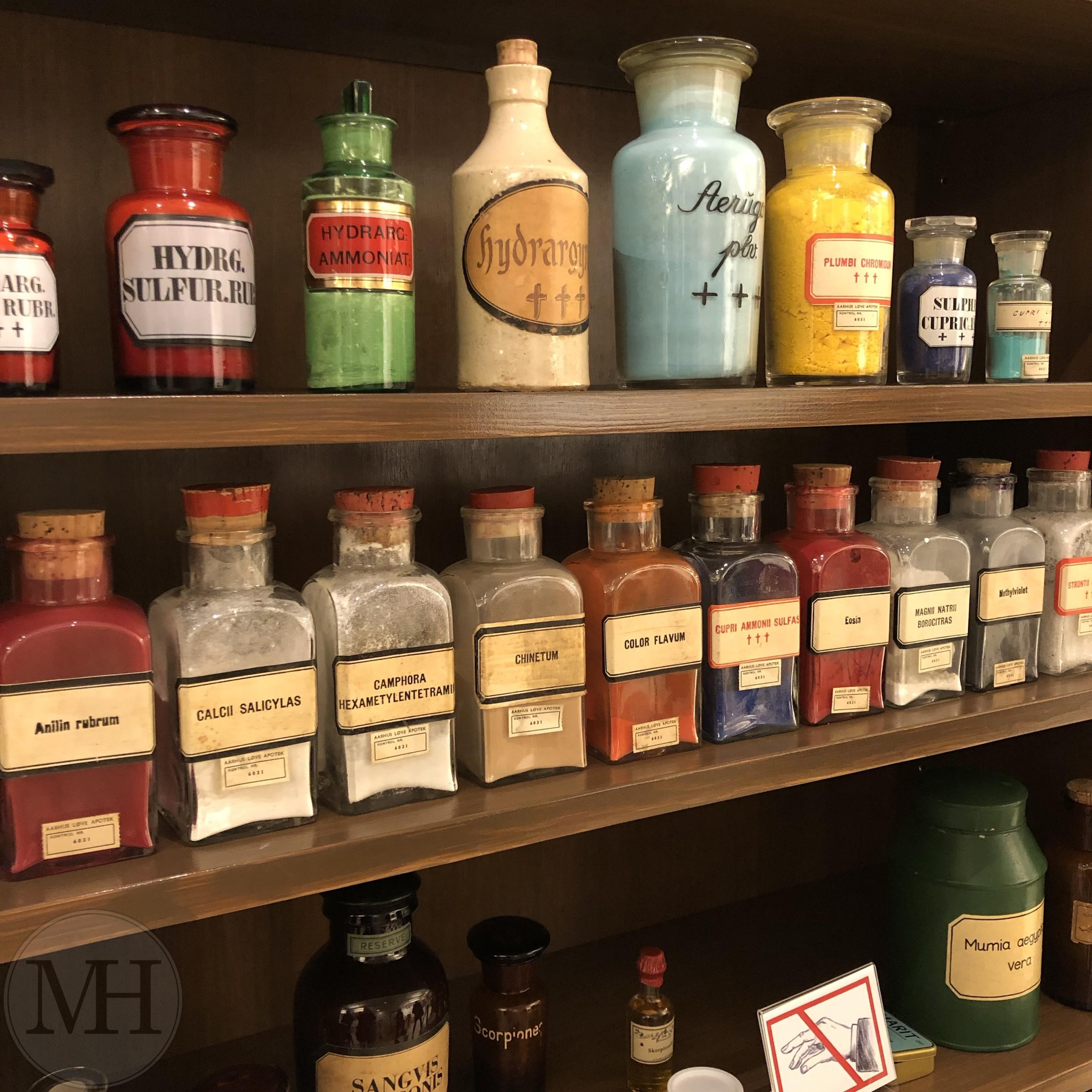 Farmacihistorisk Samling Pharmakon