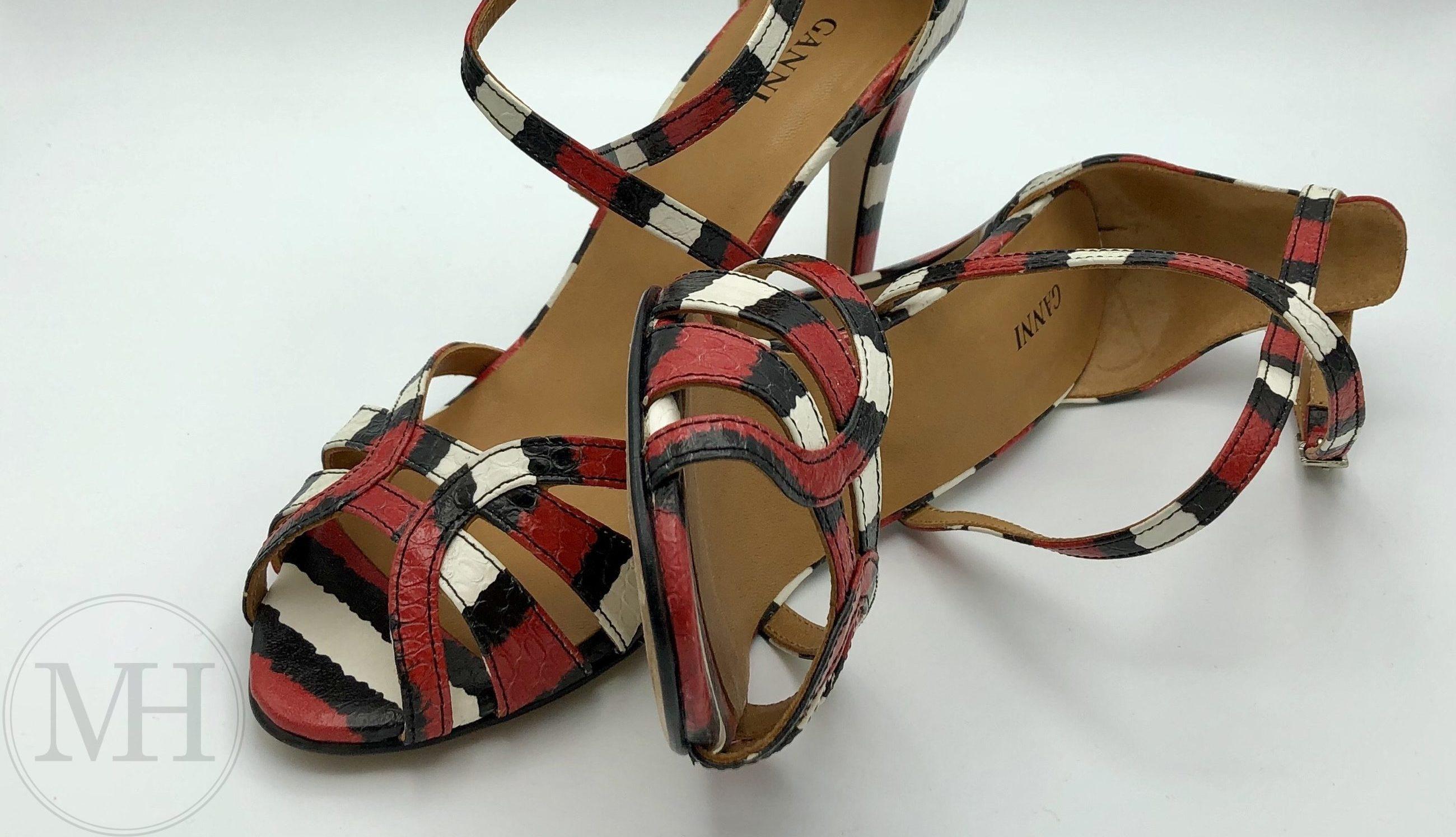 Ganni sko stiletter